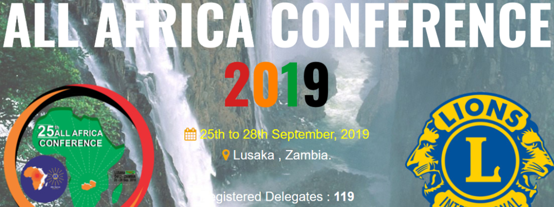 All Africa Conference 2019