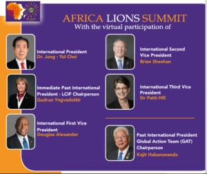 Africa Virtual Lions Summit